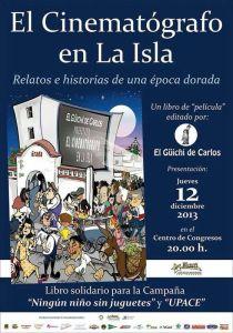 El Cinematógrafo en La Isla. Libro de El Güichi de Carlos
