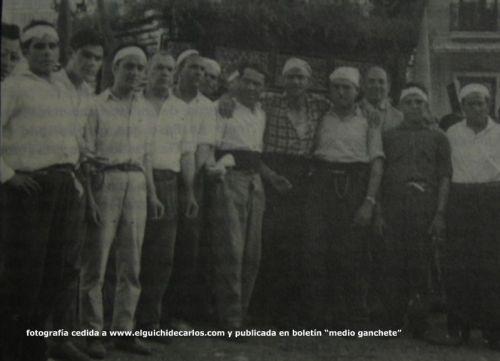 Cargadores de Nicolás Carrillo