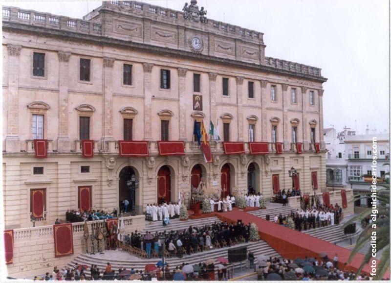 Cincuenta aniversario de la Coronación de la Virgen del Carmen