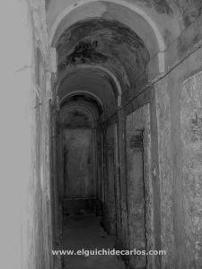 Mazmorras del Ayuntamiento. Cárcel