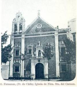Iglesia del Carmen San Fernando