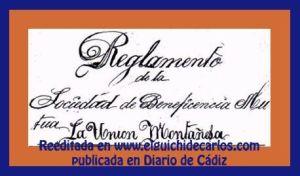 reglamento de la unión montañesa
