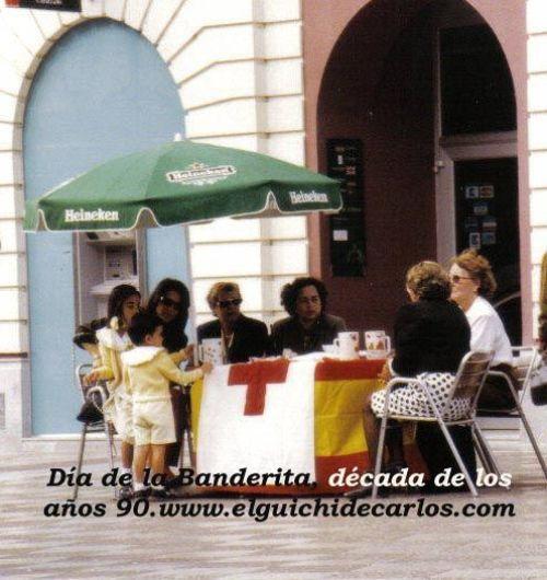 día de la banderita en San Fernando