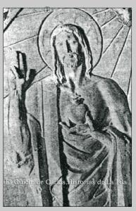 Boceto Sagrado Corazón de Jesús - Escultor Antonio Bey