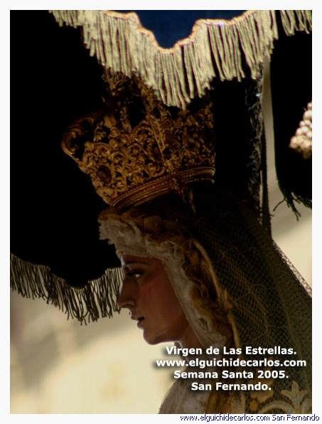 2005 Virgen de la Estrella borriquita
