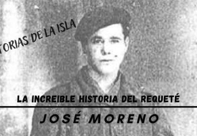 La increíble historia del Requeté José Moreno