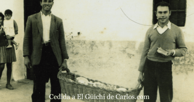 Los Diteros en San Fernando