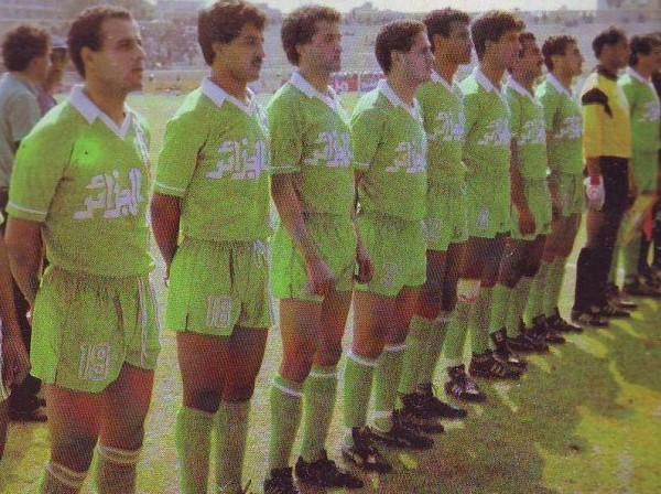 Algeria, 1990