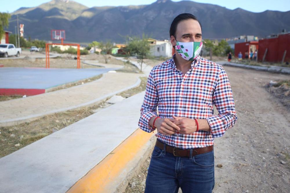 Las obras en Saltillo no paran: Manolo Jiménez | El Heraldo de ...