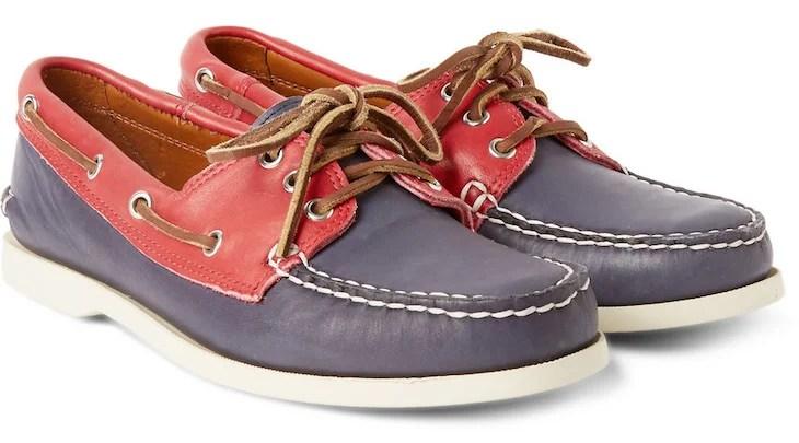 Sapato Boat Shoe Masculino