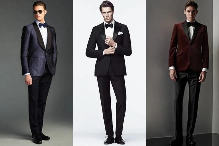 e525d8bef Como se vestir numa festa  Um guia do dress code masculino - Moda ...