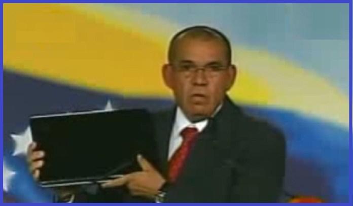 exministro de Venezuela Ramón Rodríguez Chacín