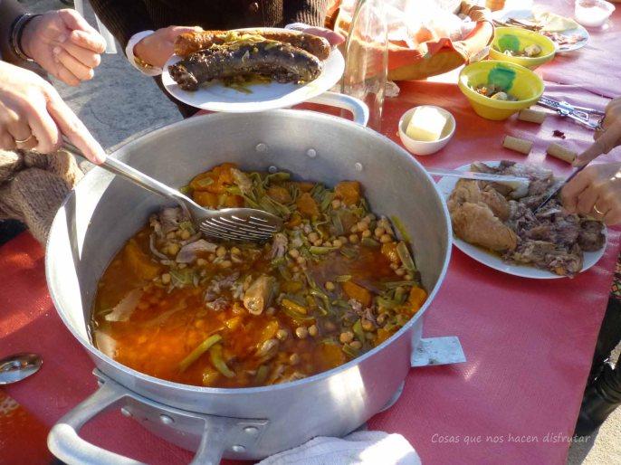 #berza #gaditana #amigos #campo #pringá #típica #cádiz #sanlúcar (8)