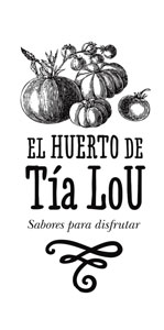 logo El Huerto de Tía Lou