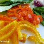 Wok de verduras y choco ( o fiestón de mar y montaña) (4)