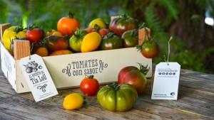 Temporada de Tomates con Sabor y SORTEO TOMATERO