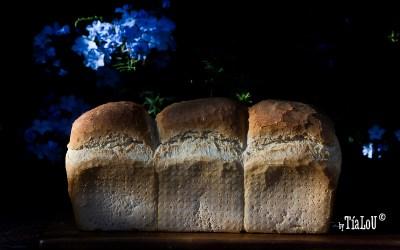 Receta de pan de molde de Ibán Yarza