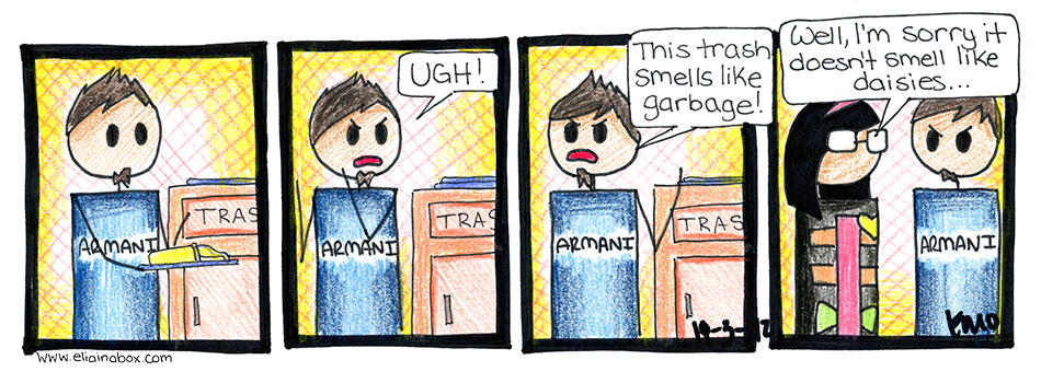 The Scent of Garbage