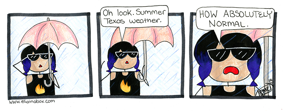 Summer in Texas
