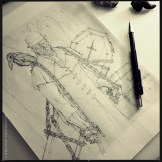 Sketch Body Snatcher