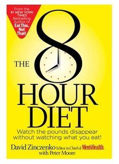 dieta de comer durante 8 horas