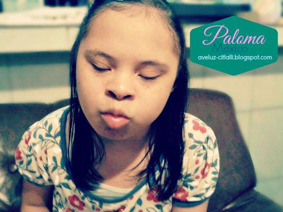 Paloma_México_niña_con_ síndrome_de_down_y_discapacidad_visual