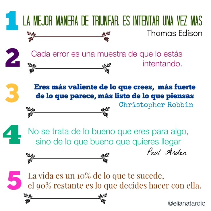 5 Frases De Motivacion Para Tus Hijos Eliana Tardio