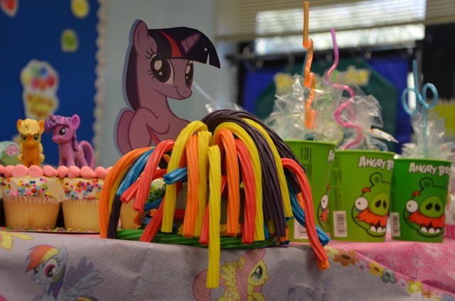 little-pony-centro-mesa-comestible
