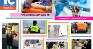 El Ayuntamiento de Torrejón de la Calzada hará test a sus trabajadores municipales