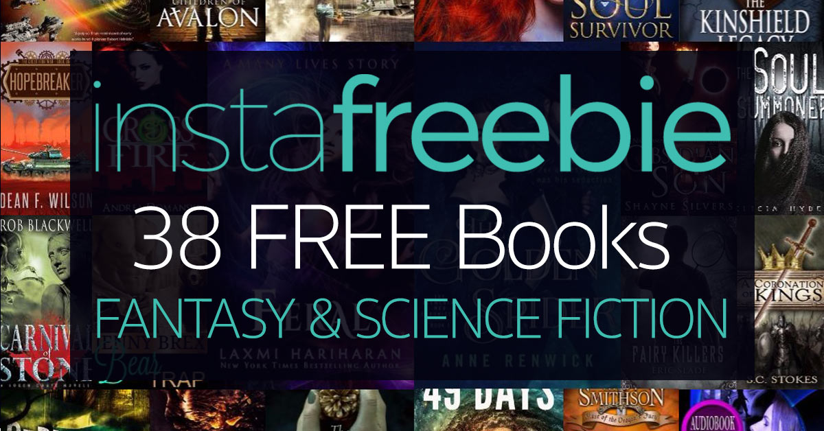 114 FREE BOOKS from @instaFreebie!