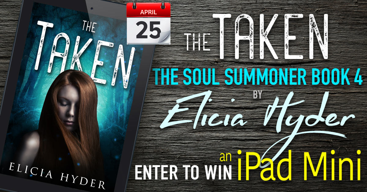 The Taken – Book 4 of The Soul Summoner Series