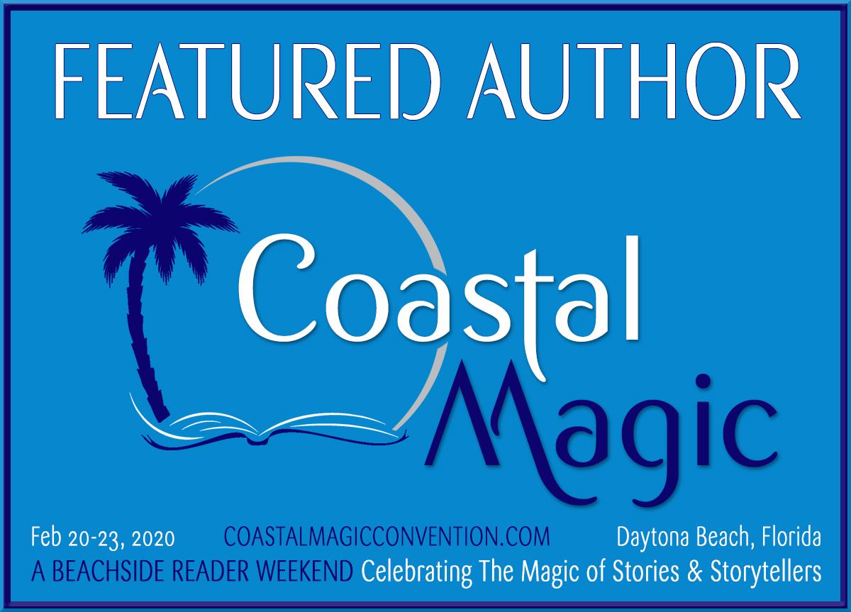 Join me at Coastal Magic!