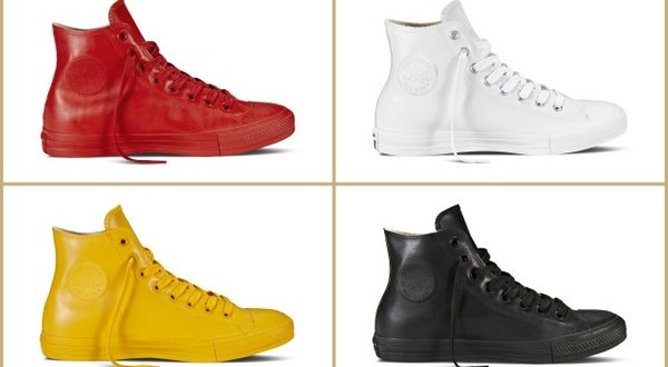 Converse announces Fall 2014 All-Star Collection in the Philippines
