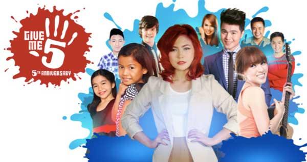 'High Fives' as RW Manila Turns Five