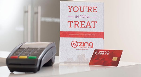Redefining your shopping experience by Zing Rewards
