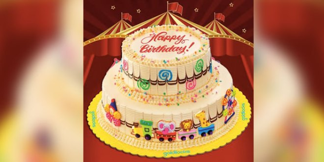 Goldilocks step right up to the carnival birthday cake best goldilocks step right up to the carnival birthday cake m4hsunfo