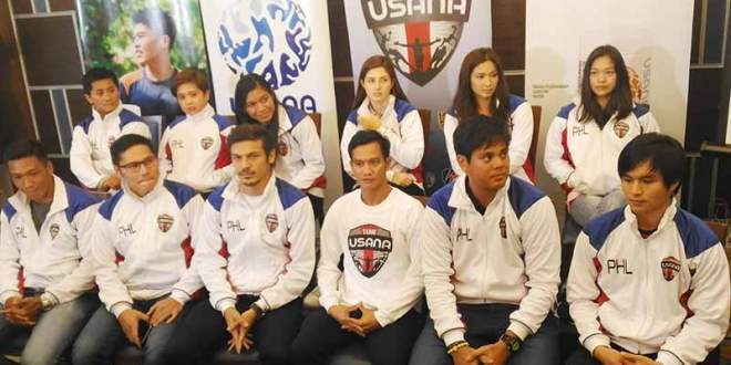 USANA PH presented new batch of athletes, launches Proglucamune