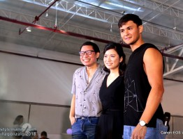 Shopee celebrity club launched with Avel Bacudio by Matteo Guideicelli fashion show