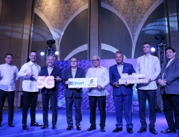 PLDT Smart and Ericsson will deploy 5G to go live 1st half of 2019