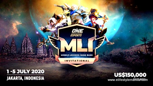 ONE Esports Mobile Legends Bang Bang event