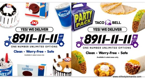 One Delivery Number 89111111