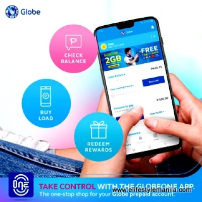 GlobeOne App