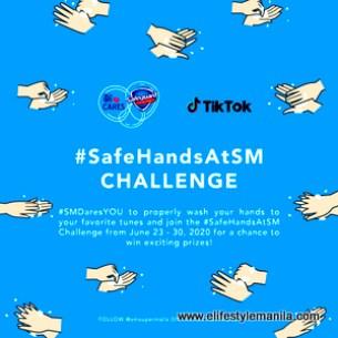 SM Cares, Safeguard promote proper handwashing for #SafeHandsAtSM