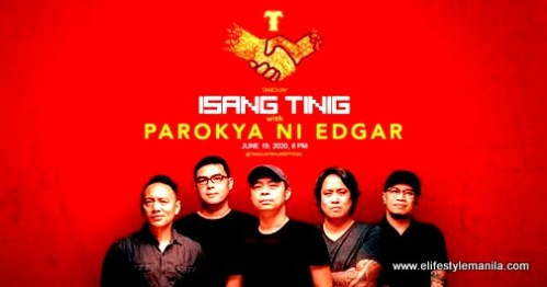 ISANG TINIG ONLINE CONCERT