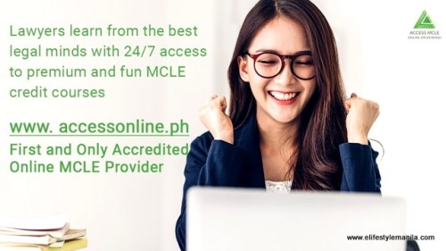 MCLE on demand from ACCESS