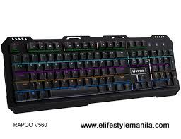 Rapoo V introduces super affordable gaming peripherals