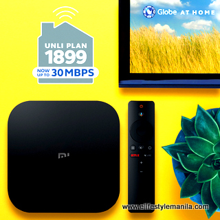Globe at Home Postpaid plans