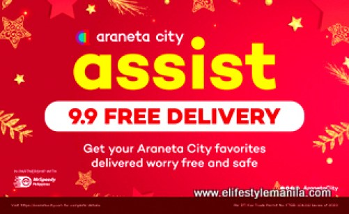 Araneta CIty the City of Firsts