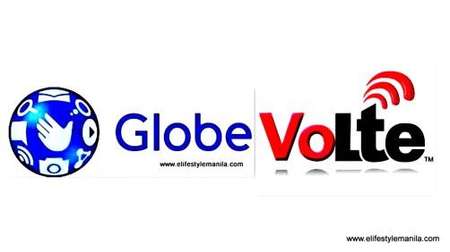 Globe Telecom 4G LTE network nationwide