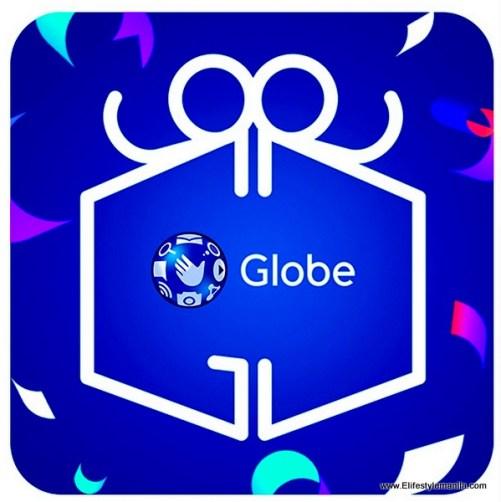 Globe Rewards points